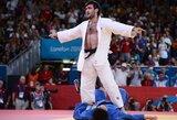 Olimpiniame dziudo turnyre – ruso ir japonės pergalės