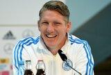 7 dalykai, kuriuos Schweinsteigeris atneša Manchester United klubui