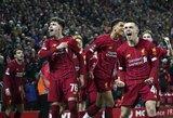 """Jaunimo komanda pasikliovę """"Liverpool"""" pateko į kitą Anglijos FA taurės etapą"""