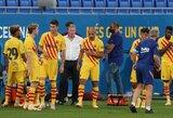 """""""Barcelona"""" rengia išpardavimą: """"nereikalingųjų"""" sąrašę – net 12 žaidėjų"""