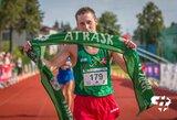 Šilalės bėgimas sulaukė rekordinio dalyvių antplūdžio – ne visiems užteko numerių