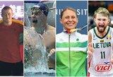 Patvirtintas Tokijo olimpinės rinktinės kandidatų sąrašas
