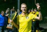 """Emocingame sezono finiše """"El Dorado"""" trečius metus iš eilės tapo MFL čempionais"""