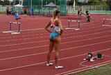 M.Morauskaitė dalyvavo aukšto lygio varžybose Ispanijoje, B.Mickus laimėjo bėgimą Estijoje