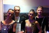 V.Jakas ir G.Siriūnaitė iškovojo pasaulio jaunimo standartinių šokių čempionato bronzą