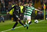 """Paaiškėjo tikroji priežastis, kodėl Neymaras nesutiko apsikeisti marškinėliais su """"Celtic"""" žaidėju"""