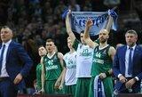 """Mače su Ispanijos čempionais – dėjimų šou ir rekordinis NBA skautų apsilankymas """"Žalgirio"""" arenoje"""