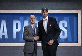 """""""Pacers"""" treneris biržoje pasirinktą gruziną lygino su D.Saboniu"""