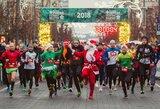 Pirmą kartą per 44 metus: legendinis Kalėdinis bėgimas vyks ne tik Vilniuje