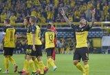 """""""Bayern"""" nukovusi """"Borussia"""" iškovojo Vokietijos Supertaurę"""