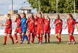 Baltijos taurėje taip pat triumfavo WU-19 futbolo rinktinė