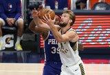 """""""Sportas.lt"""" ir """"Optibet"""" rinkimai: metų krepšininkas – D.Sabonis"""