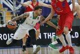 Europos taurės ketvirtfinaliai startavo sunkiomis aikštės šeimininkų pergalėmis