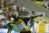Greičiausiai sezone bėgęs U.Boltas tapo pasaulio lengvosios atletikos čempionu