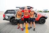 """""""iGo2Dakar"""" komanda keliauja į 2021-ųjų Dakarą"""
