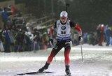 Pasaulio biatlono taurės etape – netikėta norvegės pergalė, K.Makarainen nesėkmė ir tarp autsaiderių likusios lietuvės