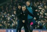 """Pergalingas C.Ancelotti debiutas: """"Everton"""" įveikė """"Burnley"""""""