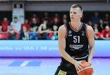 """A.Butkevičius apie vasaros atostogas: """"Pailsėjęs, noriu kuo greičiau grįžti į krepšinį"""""""