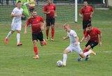 """Draugiškose rungtynėse dėl trofėjaus lietuviškoji """"Gorica"""" pralaimėjo po baudinių"""