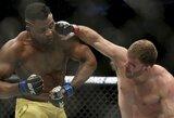 F.Ngannou sutriuškinęs S.Miočičius – ilgiausiai UFC sunkiasvorių titulą išlaikęs kovotojas istorijoje