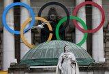 Kataras ir Azerbaidžianas iškrito iš kovos surengti 2020 metų olimpines žaidynes