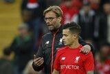 """J.Kloppas tiki, kad P.Coutinho liks """"Liverpool"""" klube"""