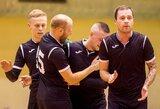 Paaiškėjo Futsal A lygos atkrintamųjų varžybų dalyviai