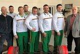 Dėl apmaudžios klaidos į Europos čempionatą Lietuvos sunkiosios atletikos rinktinė išvyko be trijų merginų