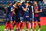 """""""Caen"""" 99-ąją minutę išplėšė dramatišką pergalę prieš """"Toulouse"""""""