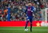 """G.Pique: """"Bus sunku pakartoti šešis iš eilės patekimus į Ispanijos taurės finalą"""""""