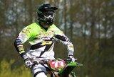 Pasaulio motokroso čempionato etape Vokietijoje – aukščiausia A.Jasikonio vieta per karjerą