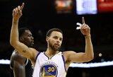 """S.Pippenas: """"Curry nėra dominuojantis krepšininkas"""""""
