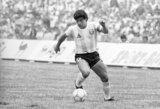 Sukrečianti žinia: D.Maradona iškeliavo Anapilin