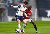 """Pietų Korėjos žiniasklaida apkaltino """"Man Utd"""" gerbėjus ir trenerį rasizmu"""