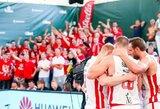 "Įspūdingame ""Hoptrans 3x3"" finale –Utenos komandos triumfas"