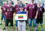 """Antra """"Sporto vilkų"""" nesėkmė Europos beisbolo taurės atrankos turnyre"""