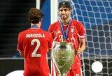 """""""Bayern"""" saugas sukirto rankomis su """"Real Sociedad"""""""