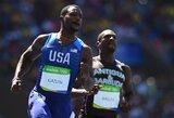 Prestižinėje lengvosios atletikos rungtyje U.Boltą aplenkė trys sprinteriai