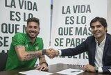 """Oficialu: buvęs """"Man City"""" saugas J.Garcia paliko Rusiją ir sugrįžo į Ispaniją"""
