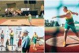 A.Gudžius pagerino čempionato rekordą, Lietuvos rinktinei pritrūko vieno taško