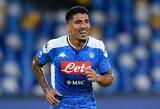 """Oficialu: """"Everton"""" įsigijo """"Napoli"""" žvaigždę Allaną"""