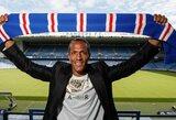 """Oficialu: Europos čempionas persikėlė į """"Rangers"""" klubą"""