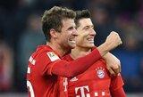 """Tarp L.Messi ir C.Ronaldo rinktis turėjęs Th.Mulleris: """"R.Lewandowskis geresnis"""""""