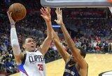 """Du """"Clippers"""" žaidėjai išbandys laisvųjų agentų rinką"""