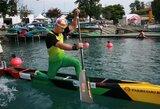 H.Žustautas iškovojo kelialapį į Rio de Žaneiro olimpiadą