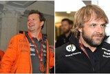 A.Juknevičius ir B.Vanagas įvardijo savo biudžetų dydį Dakaro raliui