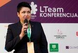"""""""LTeam konferencijoje"""" patirtimi dalinsis ir olimpiniai medalininkai, ir sėkmingi vadovai"""
