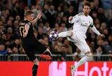 """Čempionų lygoje nukeltos """"Man City"""" ir """"Real"""" bei """"Juventus"""" ir """"Lyon"""" rungtynės"""