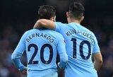 """B.Silva: """"Manėme, kad """"Liverpool"""" jau laimėjo čempionų titulą"""""""
