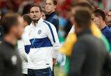 """F.Lampardas: """"Esu prasčiausias pralaimėtojas ir to nekenčiu"""""""